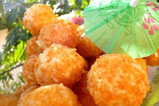 15 perces sajtgolyó – bögrésen, recept