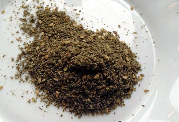 Zaatar fűszerkeverék - a közel-keleti konyha fűszere