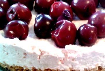 15 perces torta - Túrós meggyes finomság