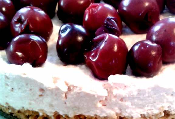 15 perces torta – Túrós meggyes finomság