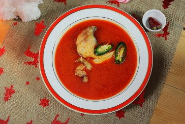 Magyarország kedvenc halas étele: a HALÁSZLÉ