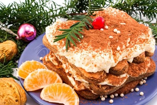 Így varázsold karácsonyivá - Tiramisu ünnepi köntösben