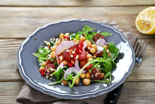 Zsírgyilkos CSICSERIBorsó saláta recept