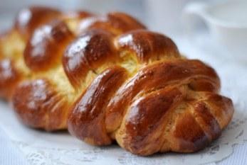 Húsvétra készíts el - Foszlós fonott kalács, recept