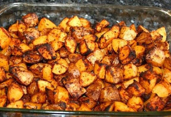 Jamie Oliver - A legfinomabb tepsis krumpli, recept