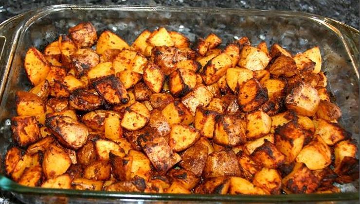 Jamie Oliver - A legfinomabb tepsis krumpli