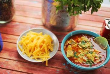 Mexikói paradicsomleves – recept
