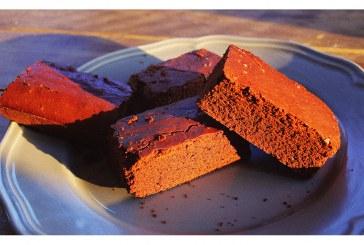 Csoki és whisky harmóniája, fullos sütemény - recept