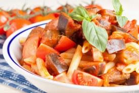 Gyors fogás 400 kalória alatt: isteni padlizsános PENNE recept