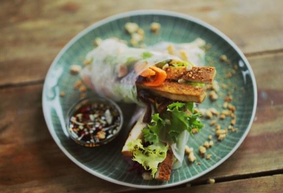 Téli tekercs – ázsiai ízekkel telepakolva recept
