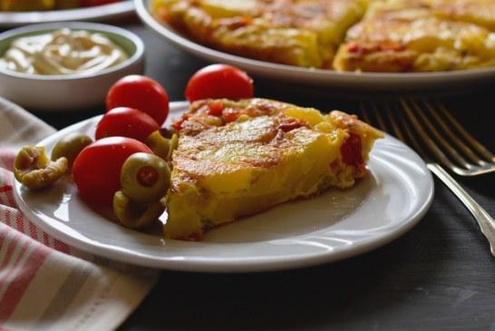 Tortilla az Eredeti spanyol recept