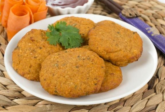 Kalóriaszegény, mégis tápláló ZöldségFasírt – Ebből bátran ehetsz sokat is