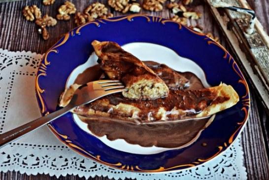 Eredeti Gundel palacsinta (bögrésen is) - recept