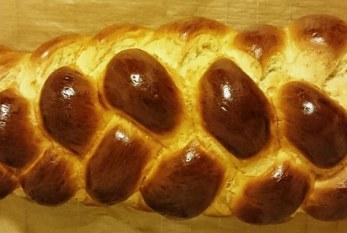 Kipróbáltan jó Húsvéti, házi fonott kalács - recept