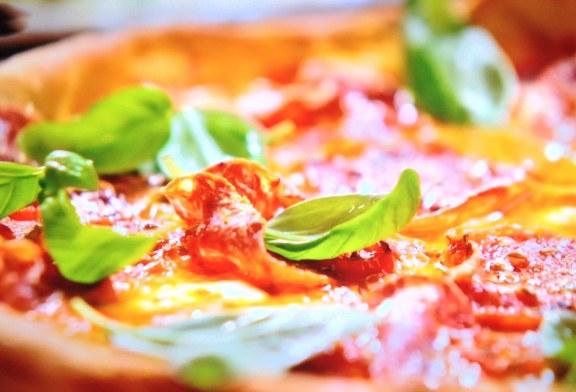 Jamie oliver féle BÖGRÉS,15 perces PIZZA - recept