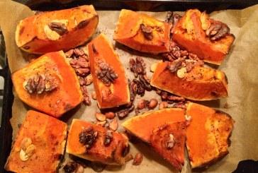 A Sütőtök másképp, fűszeres, sós és édes - recept