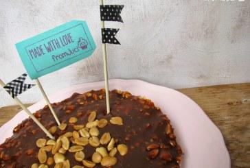 Túrós karamell mogyorós torta (Guru torta kicsit másképp) - recept