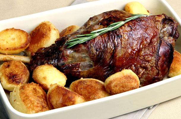 Fantasztikusan omlós báránysült