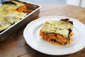 Jobb, mint a lasagna: rakott kel - recept