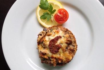 Crock Champignon – Gyors Gombás melegszendvics recept