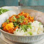 Indiai hal curry, recept