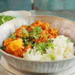 Indiai hal curry, recept