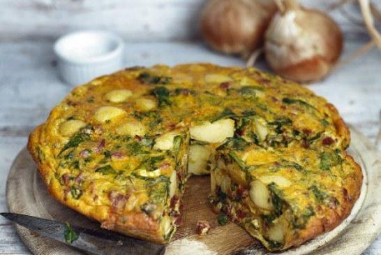 Raymond Blanc: új burgonyás és Chorizós tortilla – recept