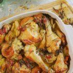 Dóra csirkés egytálétele – recept