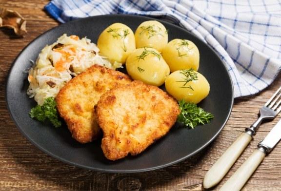 Gluténmentes rántotthús-bunda, recept