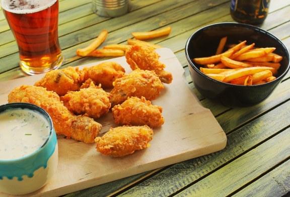 KFC csirke házilag! Ropogós bundával és ranch mártogatóssal