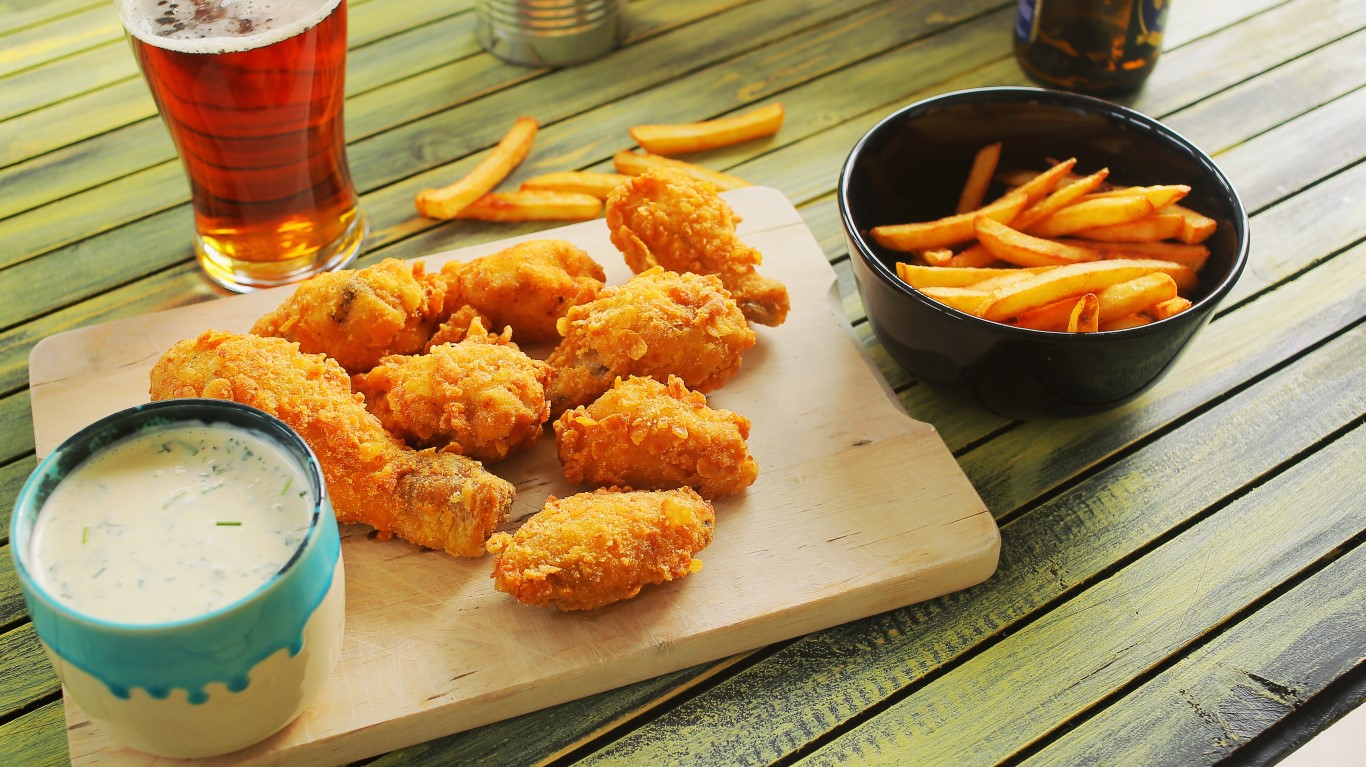 KFC csirke házilag