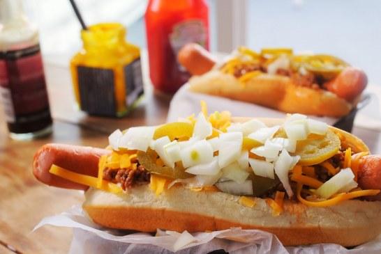 FullExtrás: Coney Island Hot dog, recept