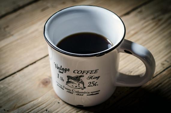 kávé anyagcsere