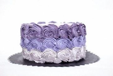 Rózsás torta készítése, recept