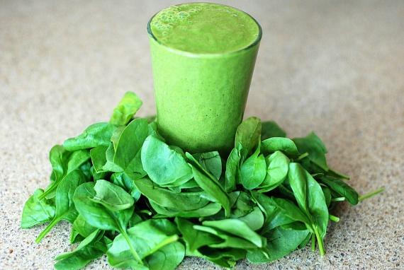 anyagcsere zöld turmix