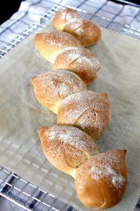 francia kenyér - pain d'epi