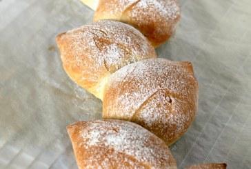 Lorraine Pascal féle francia kenyér - pain d'epi, recept