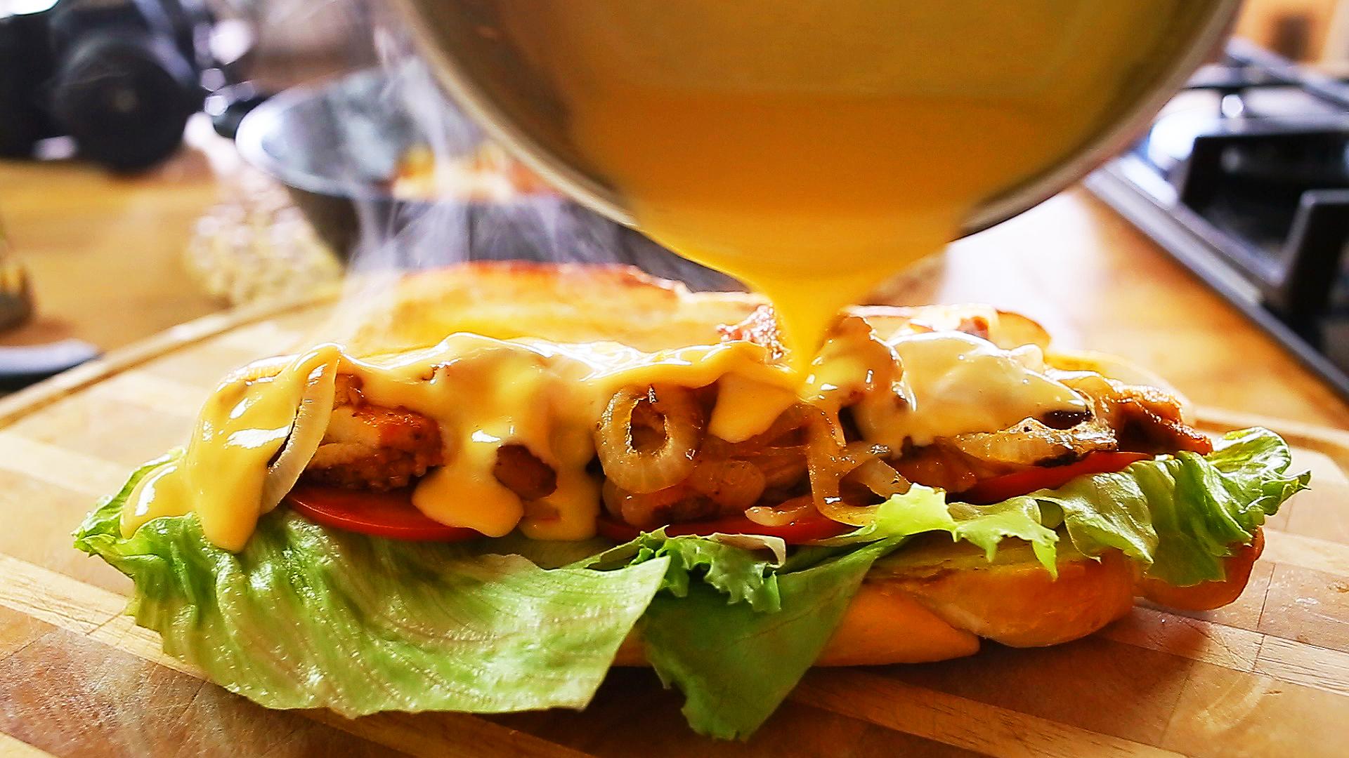 Tökéletes sajtszósz