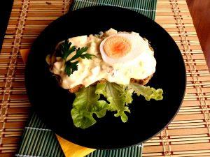 Aszalt paradicsomos, tojásos szendvicskrém