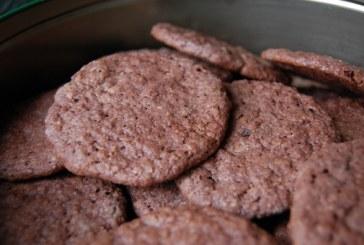 Csokis zabpelyhes keksz egészségesebben, recept