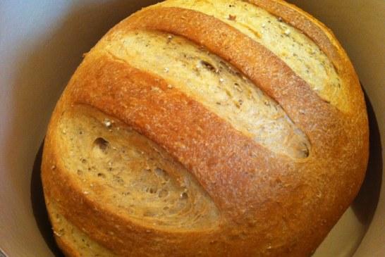 Házi kenyér, recept