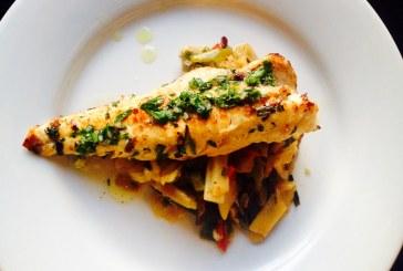 Ízletes Morgóhal filé friss salsával, recept és videó