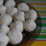 Diétás Raffaello házilag (ricottából), recept