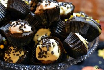 Puha sütőtökös cupcake, recept