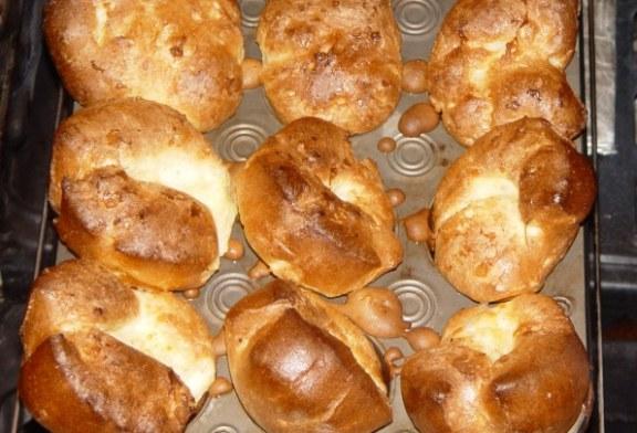 Yorkshire pudding, recept