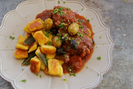 Az olaszok csirkepaprikása - Cacciatore csirke, recept