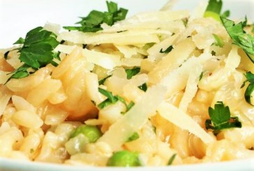 Izgalmas recept vacsorára: citromos-fokhagymás rizottó, recept