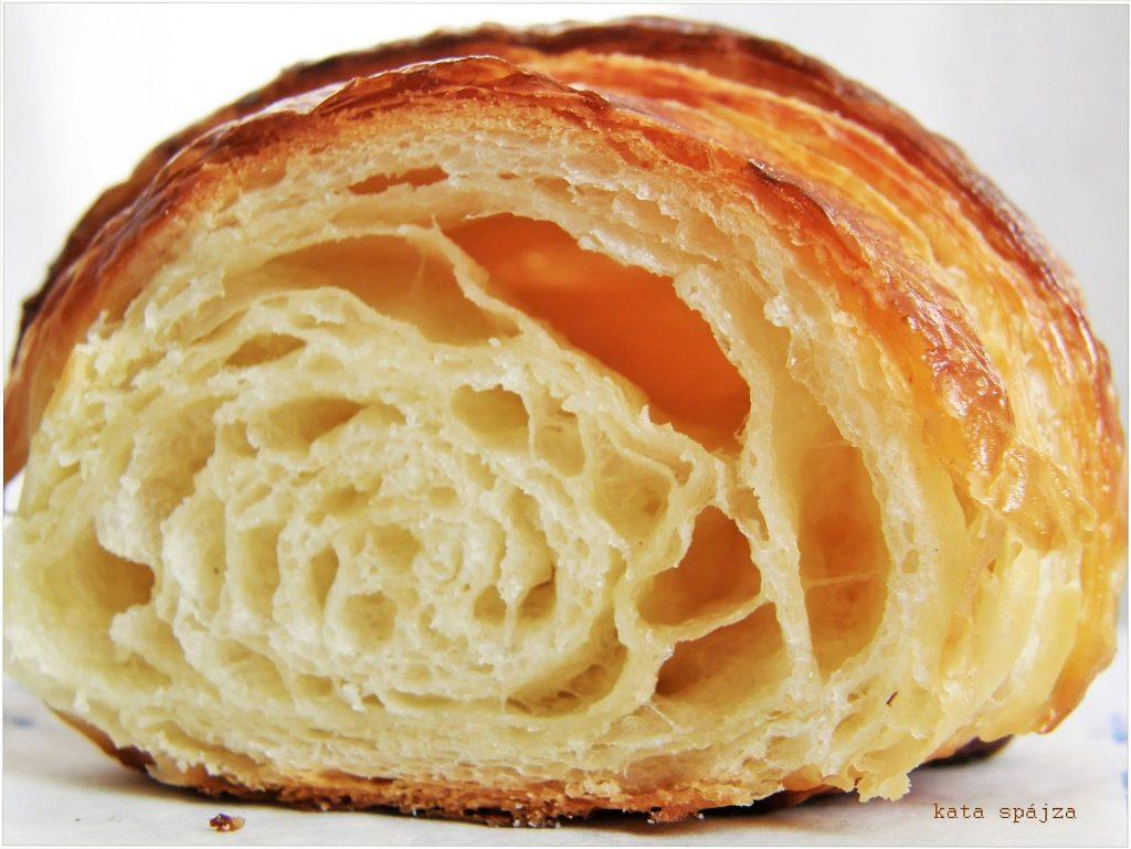 így készül: Az igazi Croissant,