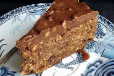 Csokoládé torta Steiner Kristóftól, recept