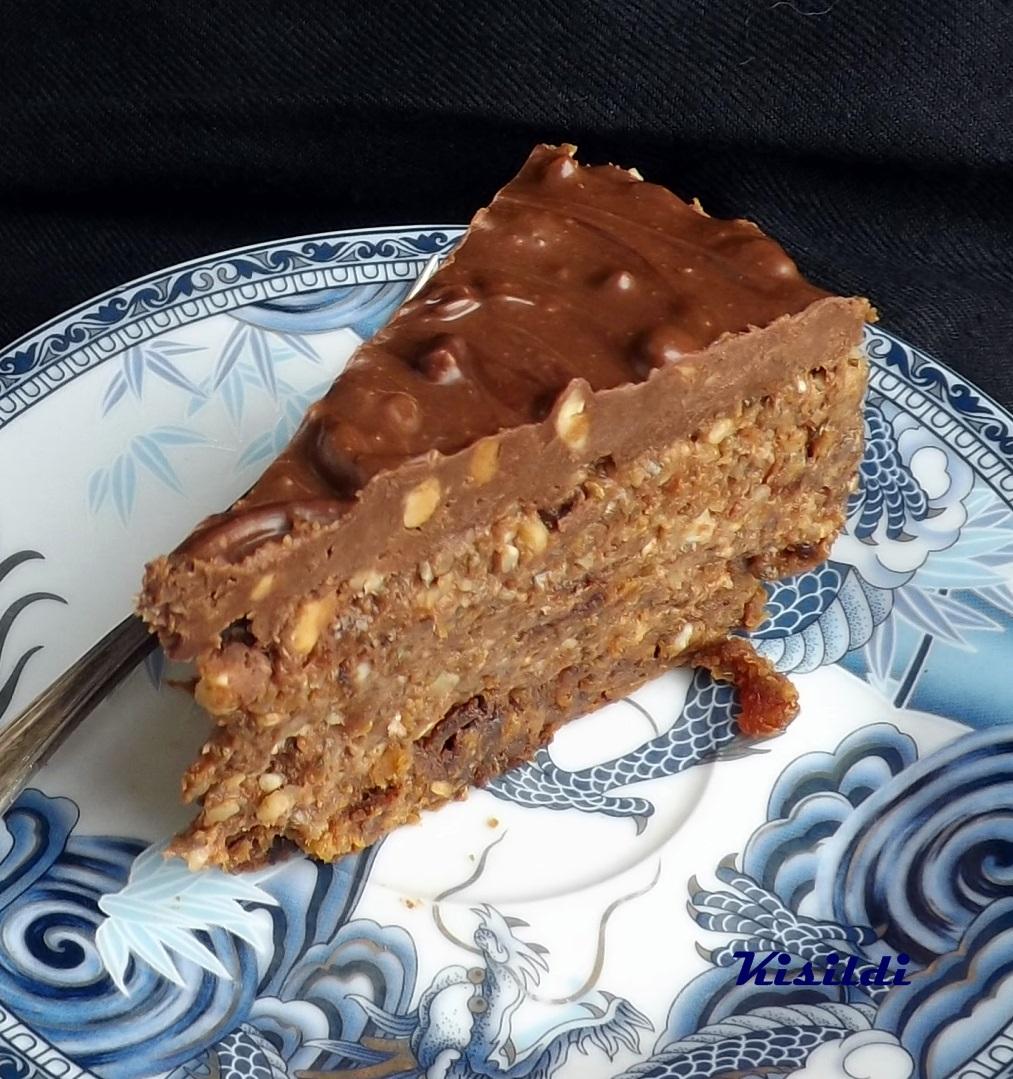 Csokoládé torta Steiner Kristóftól